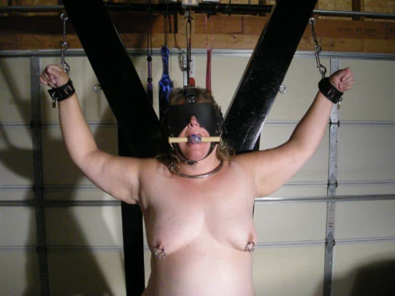 slave restrained
